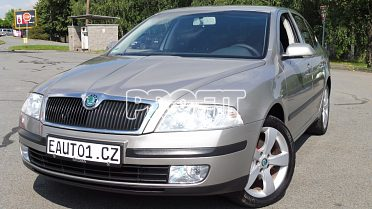 Škoda Octavia2 2008 1.6MPI 75kW NAVIGACE