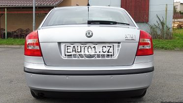 Škoda Octavia2 2008 1.6MPI 75kW KLIMATRO