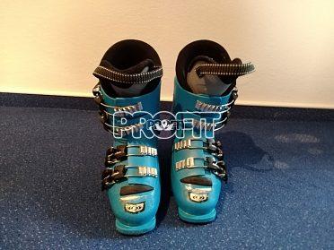 Prodám dětské lyžařské boty Salomon,