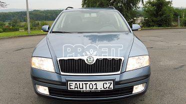 Škoda Octavia2 COMBI 2008 1.6MPI 75kW KL