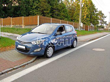 Hyundai i20 1,2i 16V 1Maj 2014 ČR 69t.Km