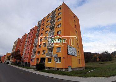 Prodej bytu 1+1 v OV Miřetice u Klášterce nad Ohří, 39 m2