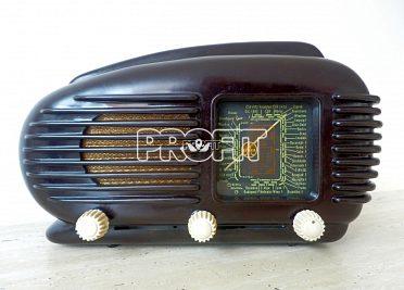 Rádio Talisman 308U po celkové renovaci