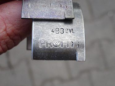 Ojniční ložiska 1 vybrus na Škoda