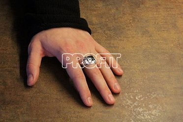 Pánský Vintage Prsten