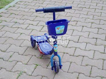 Kvalitní a bezpečná koloběžka pro děti