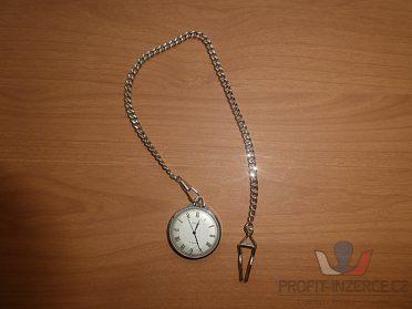 Kapesní hodinky PRIM 17 JEWELS
