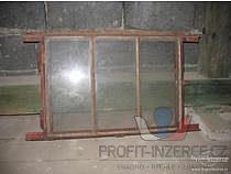 Kovové sklepové okénko