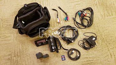 videokamera Samsung HMX-H200BP/EDC