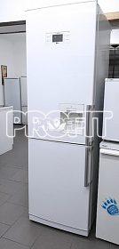 Lednice s mrazákem LG NO FROST, kombinovaná, display