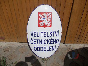 POLICEJNÍ ČETNICKÉ RG A SNB UNIFORMY