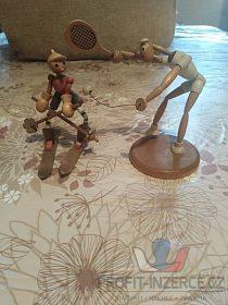 Koupím staré figurky