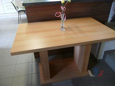 jídelní stůl lamino buk