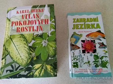 Knihy o rostlinách
