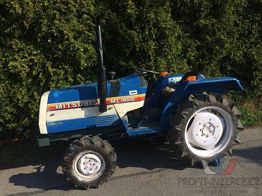 Japonský traktor Mitsubishi MT1801D