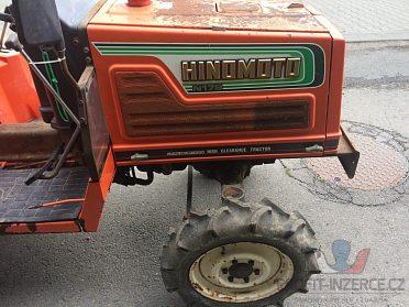 Malotraktor HINOMOTO N179 , 4x4, CRONIMO