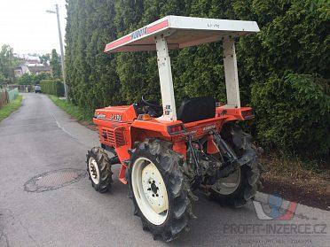 Malotraktor Kubota Sunschine L195