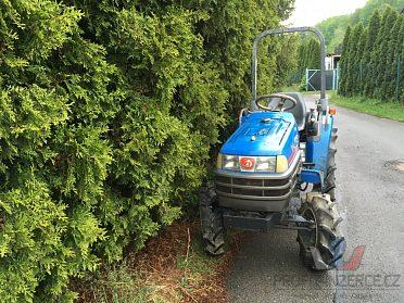 Malotraktor ISEKI SIAL 173, 17 Hp