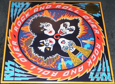 LP KISS Rock And Roll Over (LIMITED ED.)