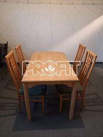 Jídelní stůl se židlemi