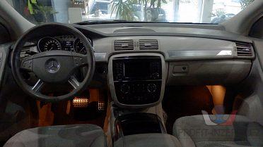 Mercedes Benz R na náhradní díly.