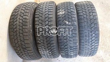 Zimní sada pneu s disky 165/65 R15