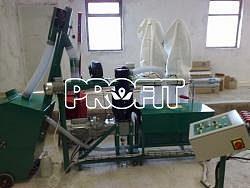 Linka na výrobu pelet