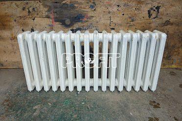 Litinový radiator