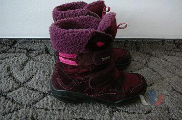 Dětské zimní boty s Goretex, vel. 32