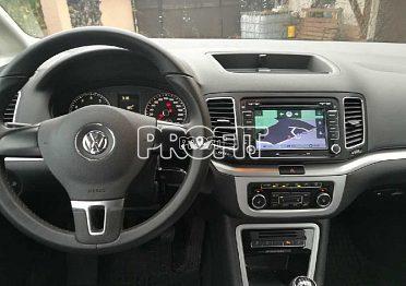 VW Sharan 14tsi 110kw benzín