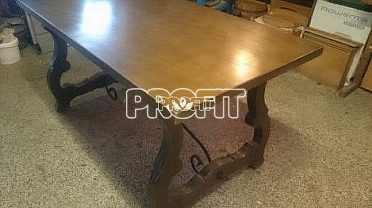 stůl masivní bukovy