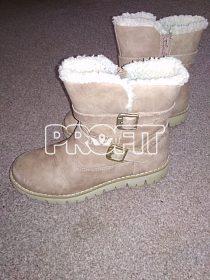 Dívčí zimní boty
