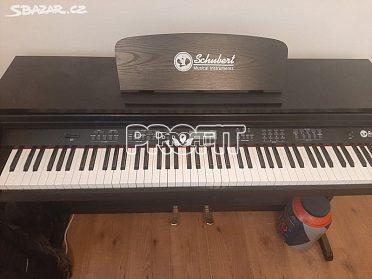 E-piano Schubert
