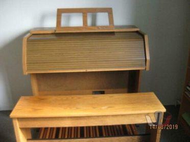 prodám varhany Johannus pro klasickou va