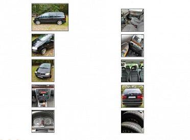 Alhambra 4, 1,9TDI PD, 85KW, r.v. 9/2003 facelift, bez DPF