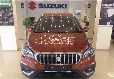 Suzuki S-Cross SX4 4x4, Elegance 1.4, benzín