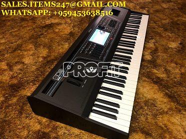 Prodejní Nová Yamaha Genos XXL Set, Tyros, Korg Pa4X, Roland Fantom-X8