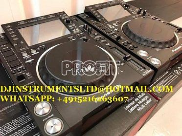 Predaj nová Pioneer CDJ-3000 / Pioneer DDJ-RZX / Pioneer CDJ-Tour1
