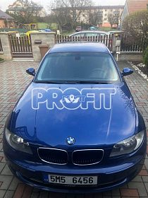 BMW 118d 2007 - prodám