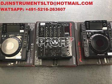 Prodat Pioneer DJ 2x Cdj-2000Nxs2 & Djm-900Nxs2 + Hdj-2000 Mk2 Dj