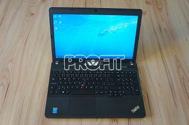 Profi Lenovo Thinkpad E540 čtyřjádro 8 GB RAM