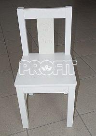 Prodám krásnou sestavu  dětského stolečku a židličky