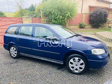 Opel Astra Kombi 1.7 TDI, ECOTEC,nová STK a ME