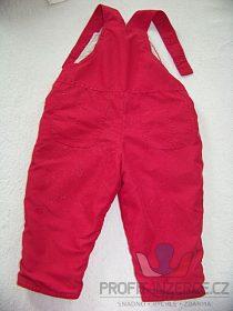 Zimní oteplováky, oteplovačky, kalhoty
