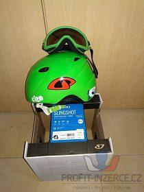 Dětská lyžařská helma GIRO (M/L) 52-55,5