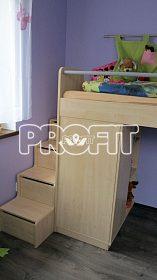 Prodám dětský pokoj / nábytek - sestavu