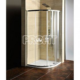 Sprchový kout čiré sklo