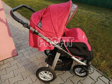 Kočárek Baby Design Lupo Comfort - trojkombinace