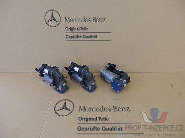 kompresor na Mercedes Benz ML, GL, R