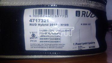Sněhové řetězy RUD 4717321 Rudmatic Hybrid